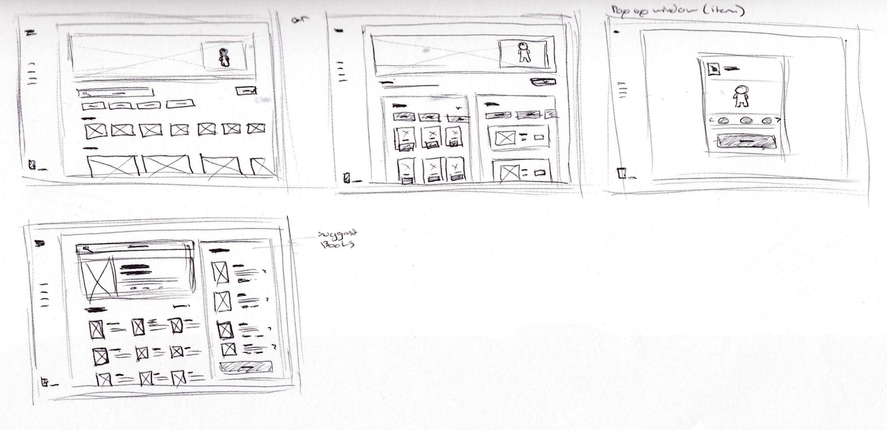 Paper prototypes 02